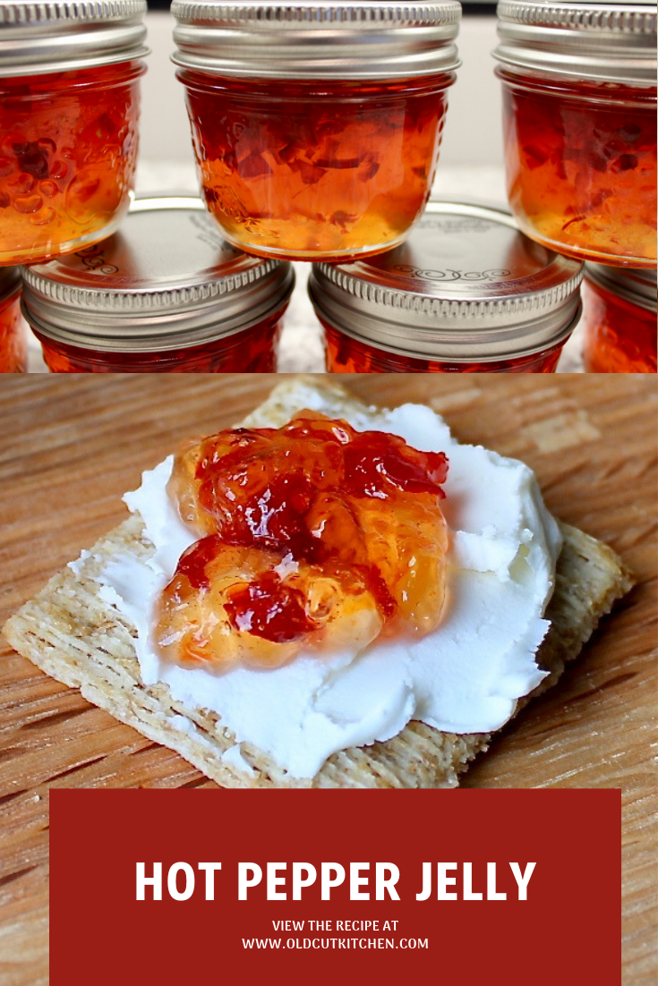 hot pepper jelly sweet red peppers hot chili peppers
