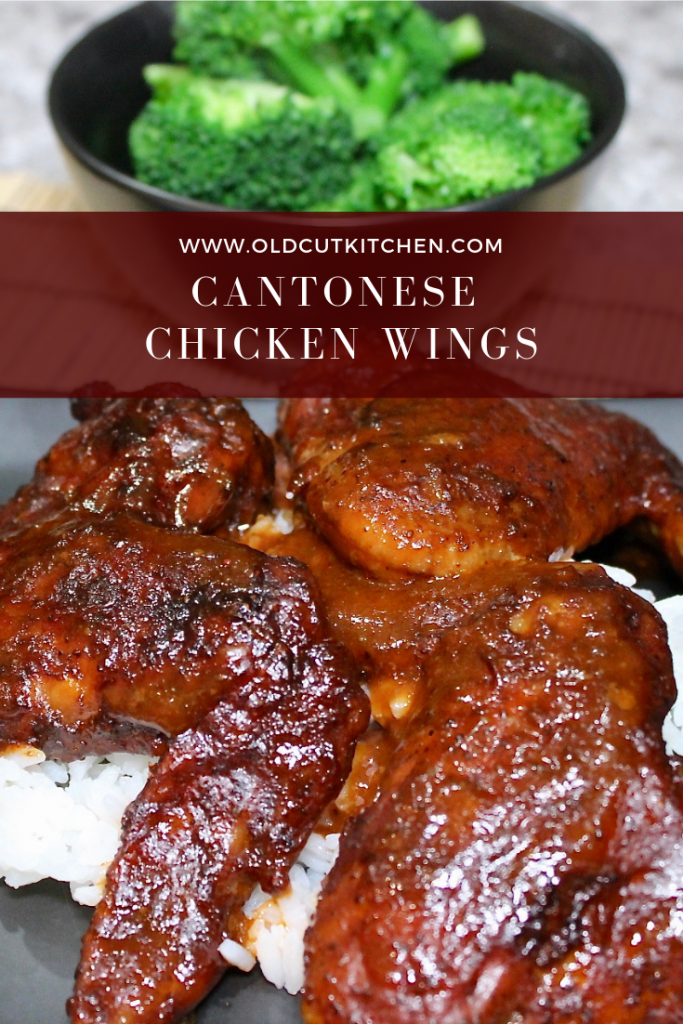 cantonese chicken wings