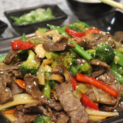 beef vegetable stir fry beef with broccoli