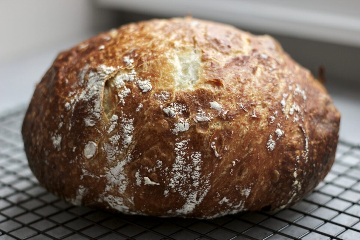 new york times no knead bread
