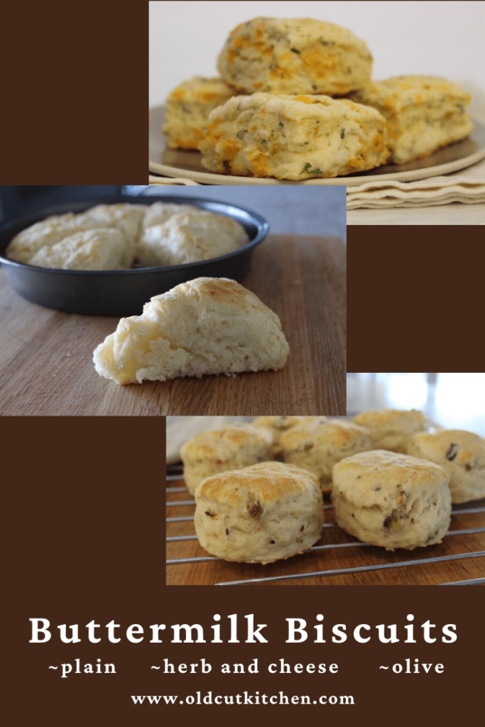 buttermilk biscuits recipe herb and cheese plain olive