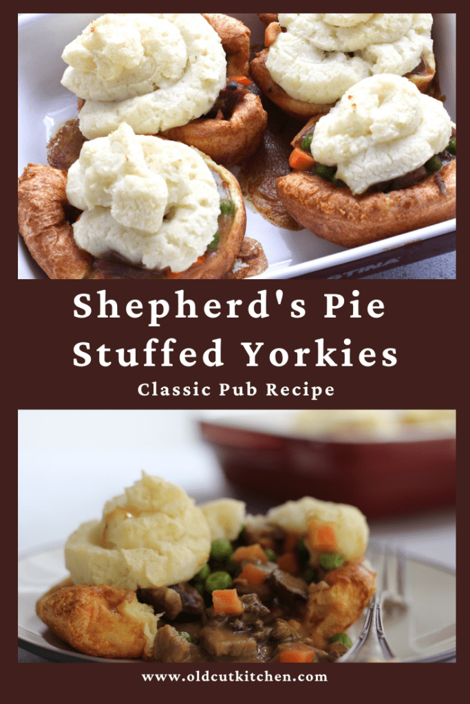 shepherds pie yorkies