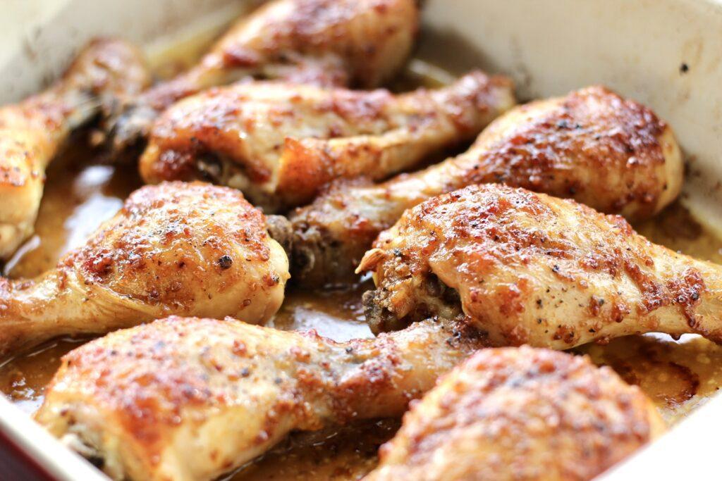 spicy mustard chicken